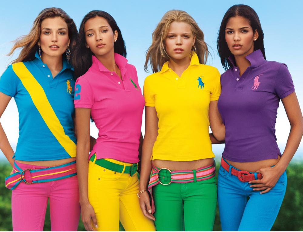 Ralph Lauren Big Pony Collectie Woman