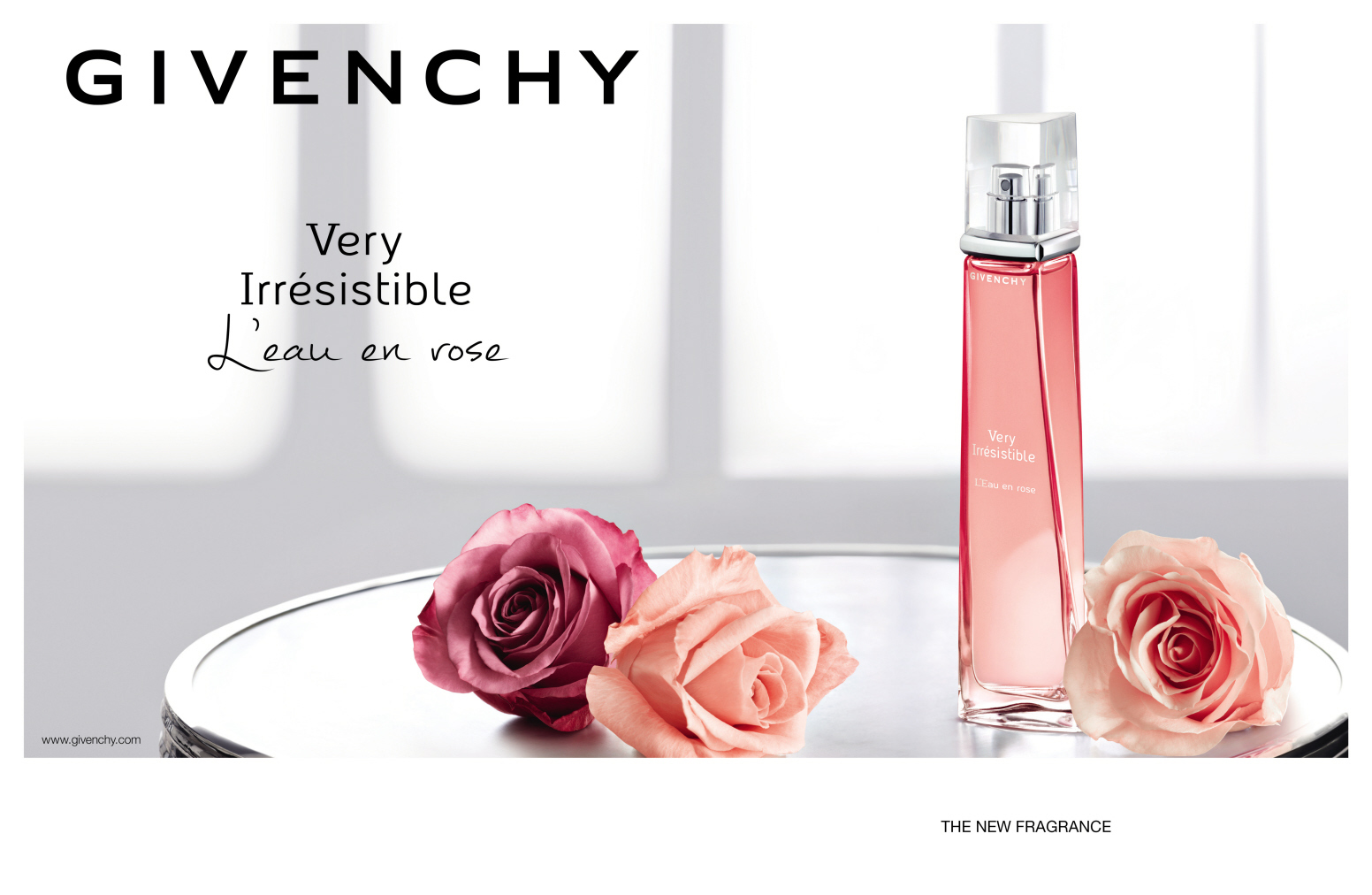 Very Irrésistible Givenchy L'Eau En Rose Eau de Toilette