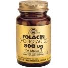 Solgar-folacin-800-µg-foliumzuur