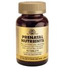 Solgar-prenatal-nutrients