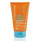 Lancaster-sun-kids-spf-50-comfort-cream-wet-skin-application