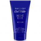 Davidoff-cool-water-night-woman-dive-shower-gel