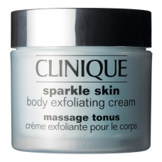Clinique Sparkle Skin Body Exfoliating Cream