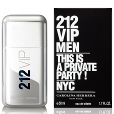 212 VIP Men Carolina Herrera Eau de Toilette