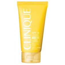 Clinique Sun SPF 15 Face - Body Cream