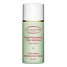 Clarins Eclat Mat Fluide Regulateur Ultra-Matifiant - Oily Skin