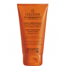 Collistar Smart Reshaping Tanning Cream SPF15