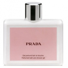 Prada Amber Woman Bath Shower Gel