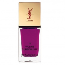 Yves Saint Laurent La Laque Coulture 14 Violine Surrealiste