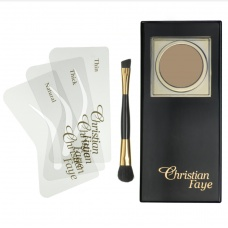 Christian Faye Eyebrow Powder Brown