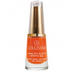 Collistar 542 Sun Orange Gloss Nail Lacquer met Gel Effect