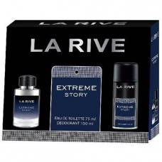 La Rive Extreme Story For Him Eau de Toilette set