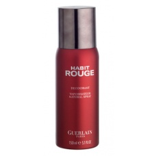Guerlain Habit Rouge Homme Deodorant Spray