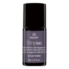 Alessandro StripLac 167 Dusty Purple Led Nagellak
