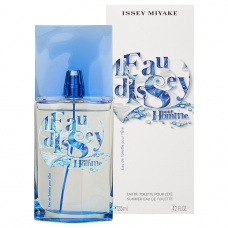 ISSEY MIYAKE L'EAU D'ISSEY H EDT SUMMER FRAGRANCE