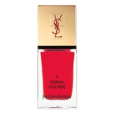 Yves Saint Laurent  La Laque Couture 04 Corail Colisee