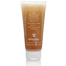Sisley Gel Nettoyant Gommant Buff and Wash Facial Gel