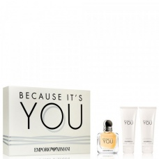 Giorgio Armani Because It's You Eau de Parfum Set