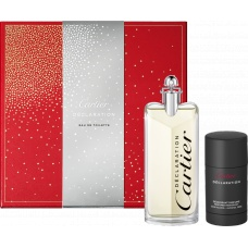 Cartier Declaration Set Eau De Toilette Deo Stick