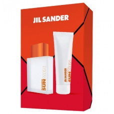 Jill Sander Sun Men Eau De Toilette set