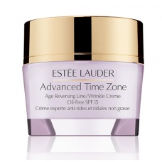 Estee Lauder Advanced Time Zone Oil and Fragance Free SPF15 Normal en Gecomineerde Huid