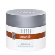 Janzen Brown 51 Body Scrub