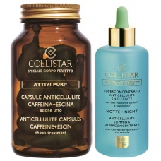 COLLISTAR SET PURE ACTIVES ANTICELLULITE SLIMMING NIGHT