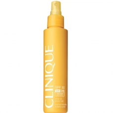 Clinique SPF30 Virtu-Oil Body Mist Zonbescherming
