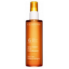 Clarins Spray Solaire Spf 6 Huile