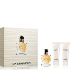 Giorgio Armani  Because It's You For Her Eau de Parfum Set