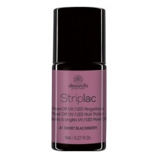 Alessandro Striplac 41 sweet Blackberry Led Nagellak