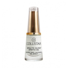 Collistar 501 White French Gloss Nail Lacquer met Gel Effect