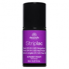 Alessandro StripLac 46 Pearly Violet Led Nagellak