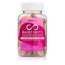 Hairfinity Candilocks Chewable Hair Vitamins