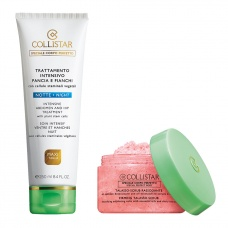 Collistar Intensive Abdomen And Hips Treatment Night + Gratis Firming Talasso Scrub