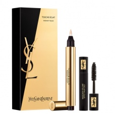Yves Saint Laurent Touche Eclat 002 Ivoire Lumier Set
