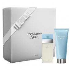 Dolce & Gabbana Light Blue Eau De Toilette Set