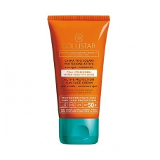 COLLISTAR SUN ACTIVE PROT FACE CREAM SPF 50