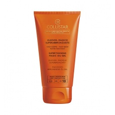 COLLISTAR SUN SUPPERTANNING MAGIC OIL GEL SPF10
