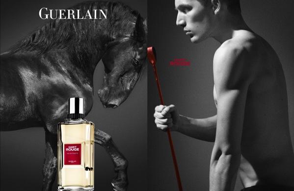 Guerlain Habit Rouge Homme Eau De Toilette 50 Ml Habit Rouge Guerlain 3346470235526 56 62 Parfumerie La Bourse