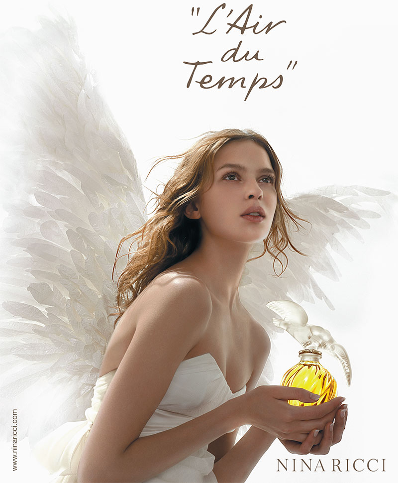 Nina Ricci Du Temps L Air Eau de Toilette 50 ml Air du temps Nina Ricci  3137370207023 € 64.99 - Parfumerie La Bourse