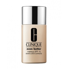 Clinique Even Better Foundation SPF 15 WN 124 Sienna