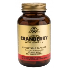 Solgar Cranberry with Vitamin C