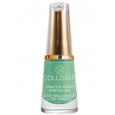 Collistar 531 Charm Green Gloss Nail Lacquer met Gel Effect