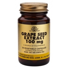 Solgar Grape Seed Extract 100 mg (Druivenpit)
