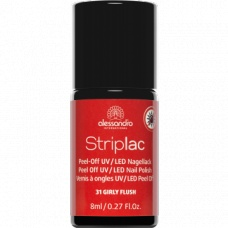 Alessandro StripLac 131 Girly Flush Peel-Off UV- / LED-nagellak