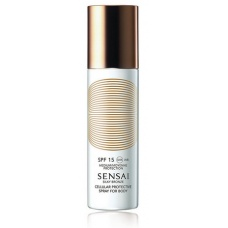 Sensai Silky Bronze Spf 15 Cellulair Protective Spray For Body