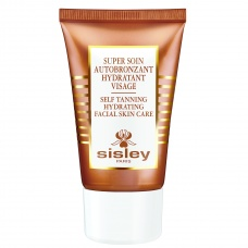Sisley Suncare Super Soin Autobrozant Visage - self tanning hydrating