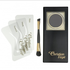 Christian Faye Eyebrow Powder Black