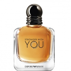 Armani He Stronger With You Eau De Toilette